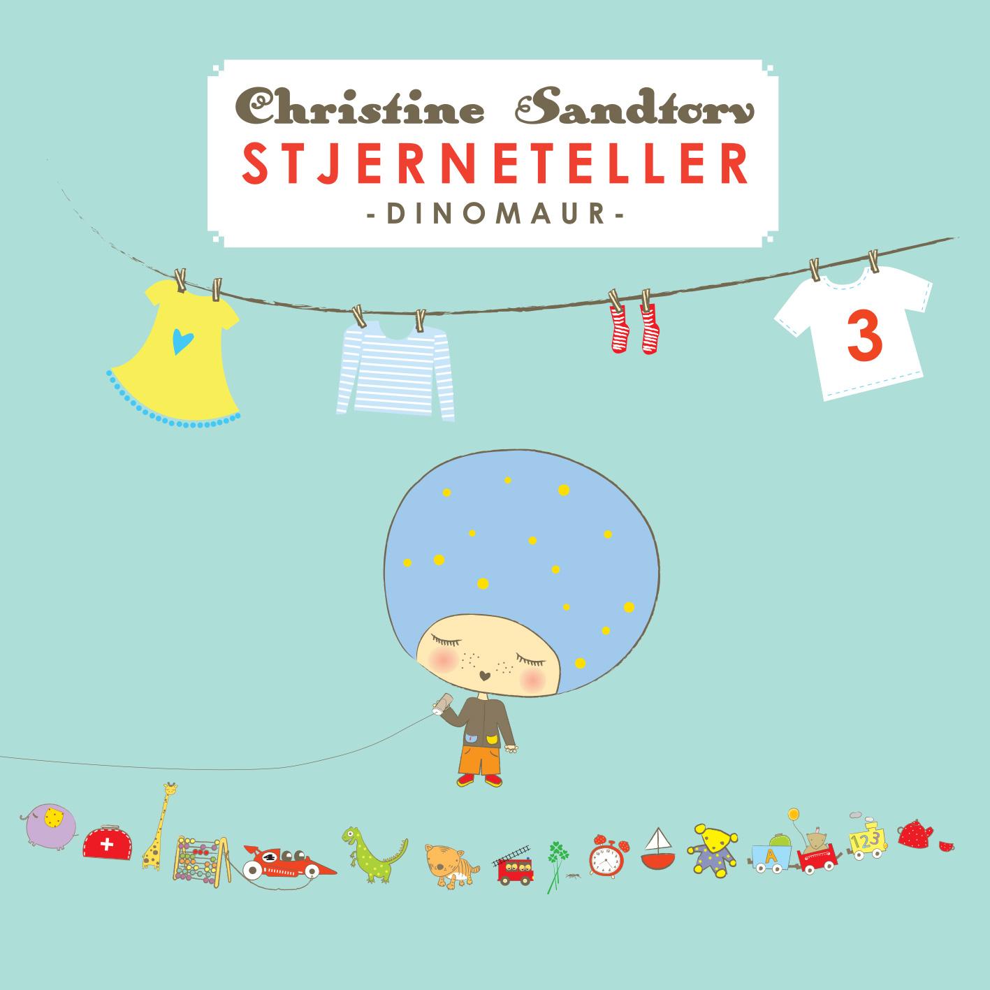 Christine Sandtorv og Stjernetellerne