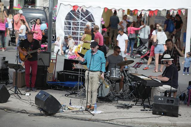 Finn Andersen band