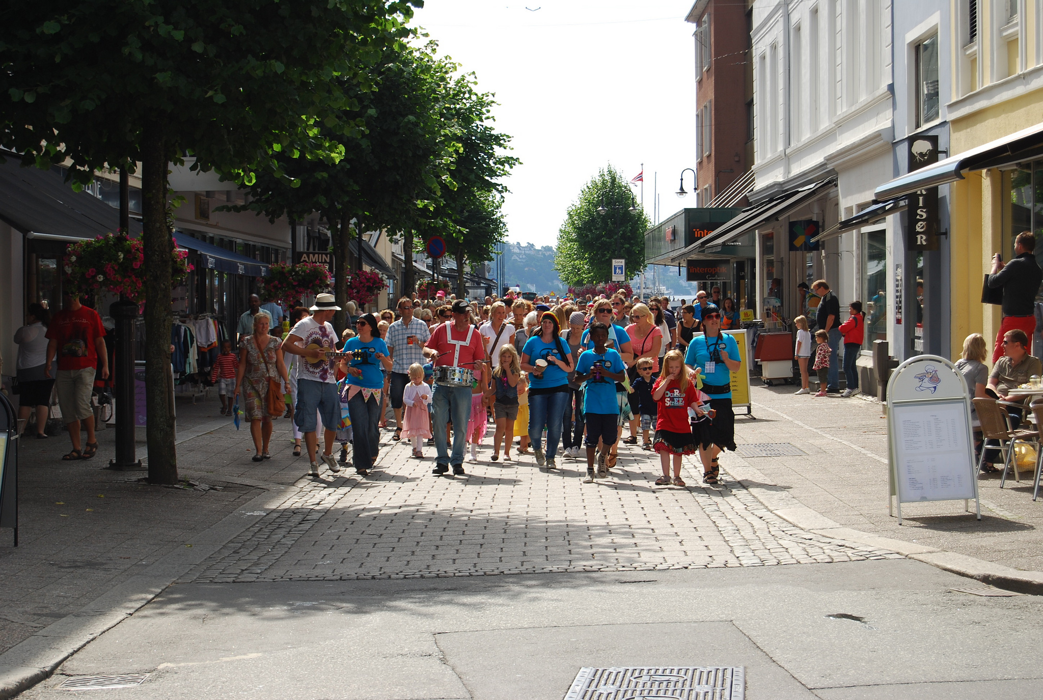 BarneStreet 2012 (foto: Olaug Thortveit)