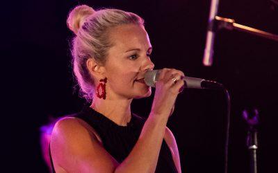 Camilla Susann Haug skapte stemning på jazzscenen