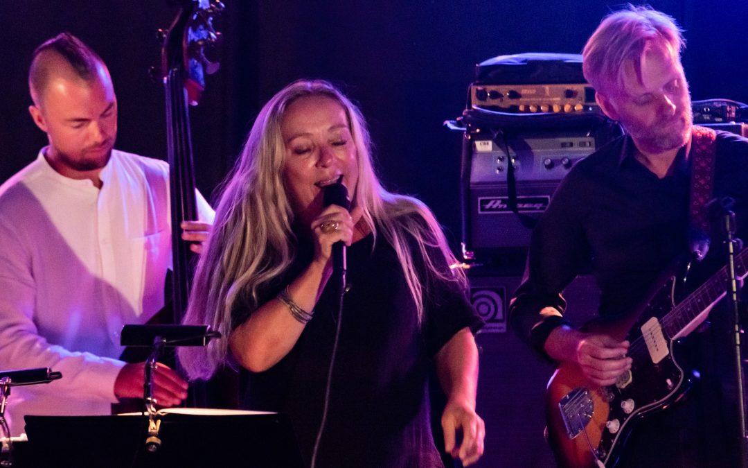 Inger Marie Gundersen – nydelig slippfest for vår egen jazzdronning