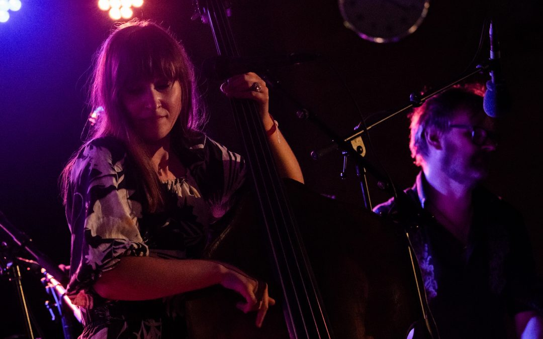 Ellen Andrea Wang trio (foto: Birgit Fostervold)