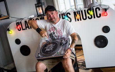 NIGHT SESSIONS 2018: DJ-lounge på hotellet