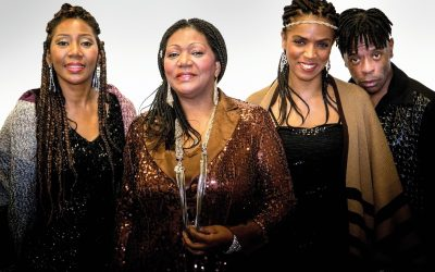 Pop history: Boney M featuring Liz Michell (Jamaica /  GER / UK)
