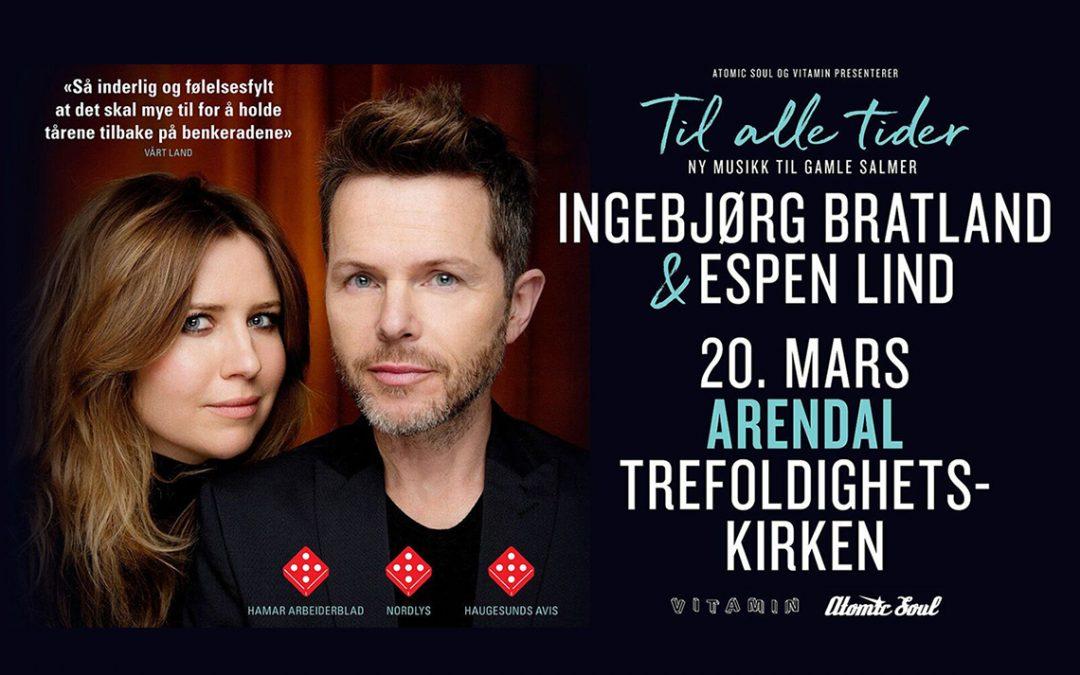 TIL ALLE TIDER – ny turné 2019! Canal Street inviterer til ekstrakonsert 20. mars!