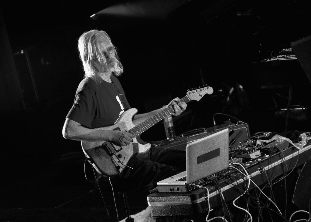 Eivind Aarset (foto: Birgit Fostervold)