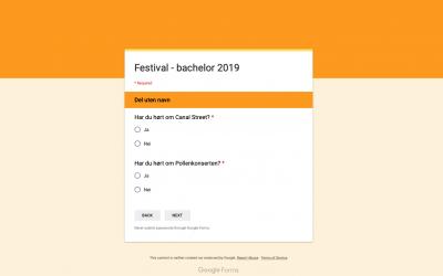 Ta vår spørreundersøkelse – vinn festivalbilletter!