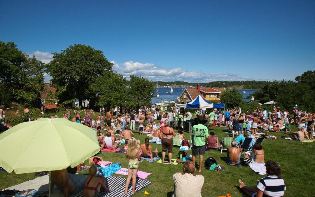 Fyrkonserten med Violet Road flyttes til Merdø