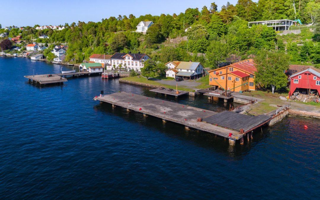Nytt konsertsted: swingende konsert med Hot Club de Norvège & maritim piknik på Bratteklev Skipsverft!
