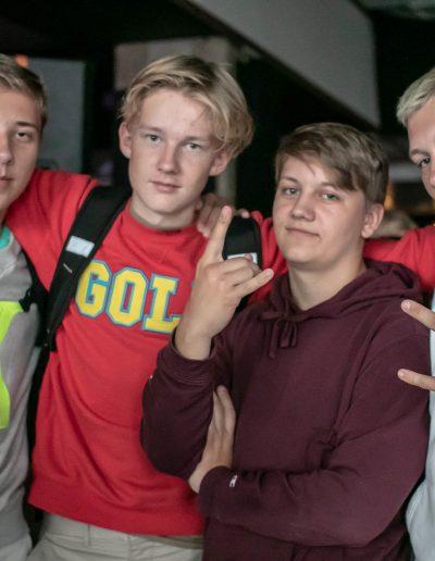 Publikum, hip-hopkveld 2019 (foto: Bjørg Fossli)