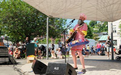 Bare Egil Band på BarneStreet: sommermoro for både store og små