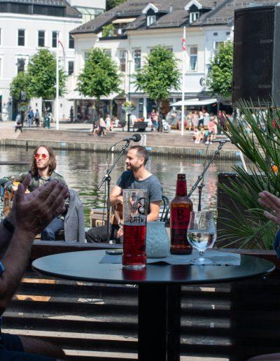 Lo Copapan Ensemble jazzbrønsj 2019 (foto: Elin Solbø Sunnarvik)