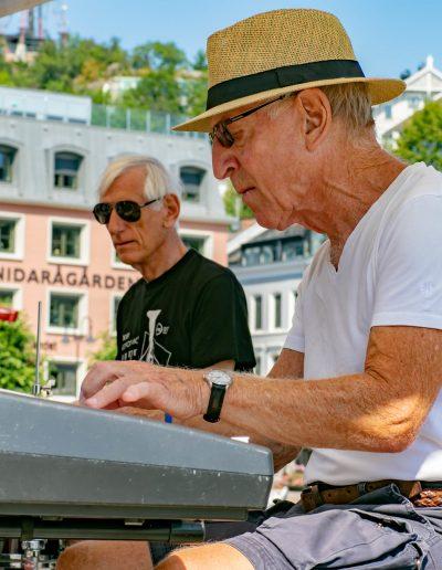 Lillegaard Trad Band (foto: Bjørg Fossli)