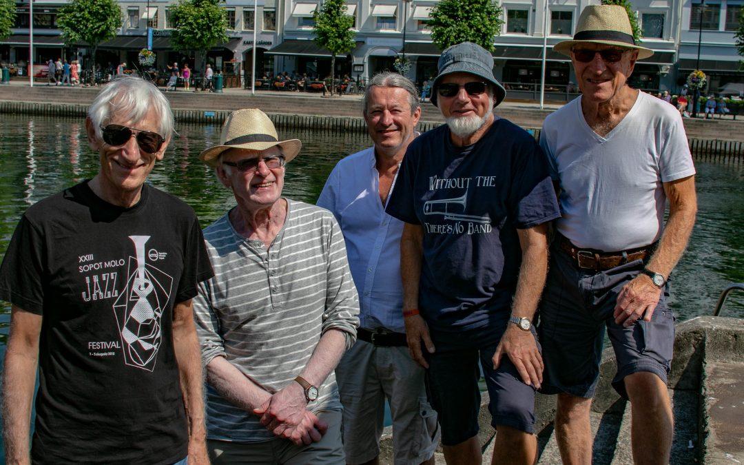 Sommer og jazzbrønsj med Lillegaard Trad Band