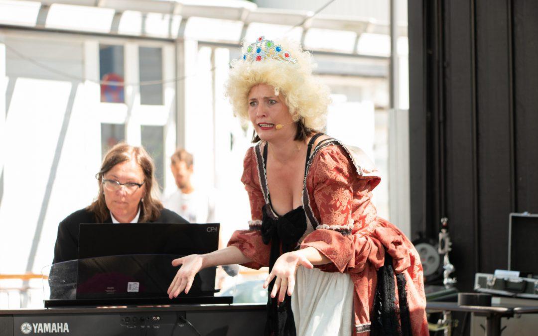 BarneStreets siste dag med opera og gnistrende rytmer!