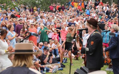 Musikkfestival i koronaens tid