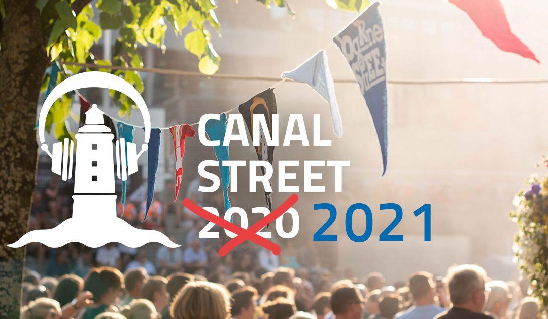 Canal Street 2020 utsettes til 2021 – jubileumsåret