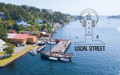 Vi trommer sammen til Local Street 2020, i uke 30!