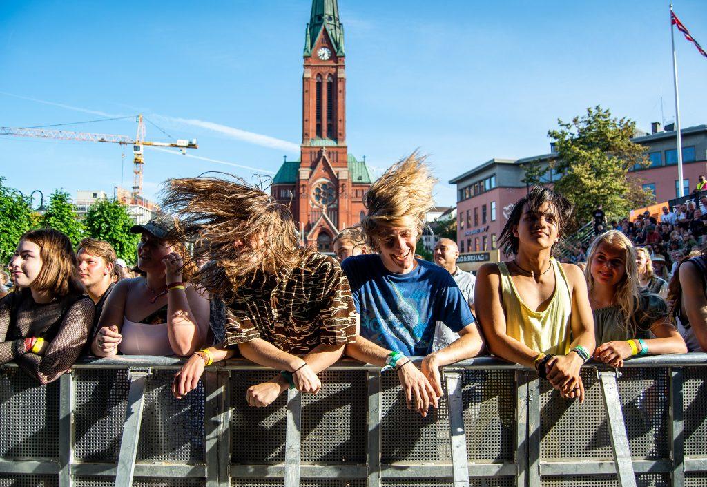 Black Debbath-konsert (foto: Mariel Dæhlin Johnsson)