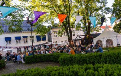 Festival og jubileum! —men ikke Sigridkonsert
