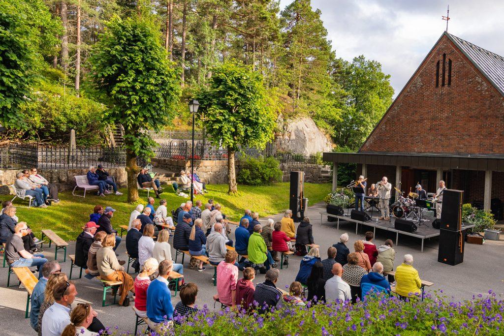 Lillegaard Trad Band (foto: Birgit Fostervold)