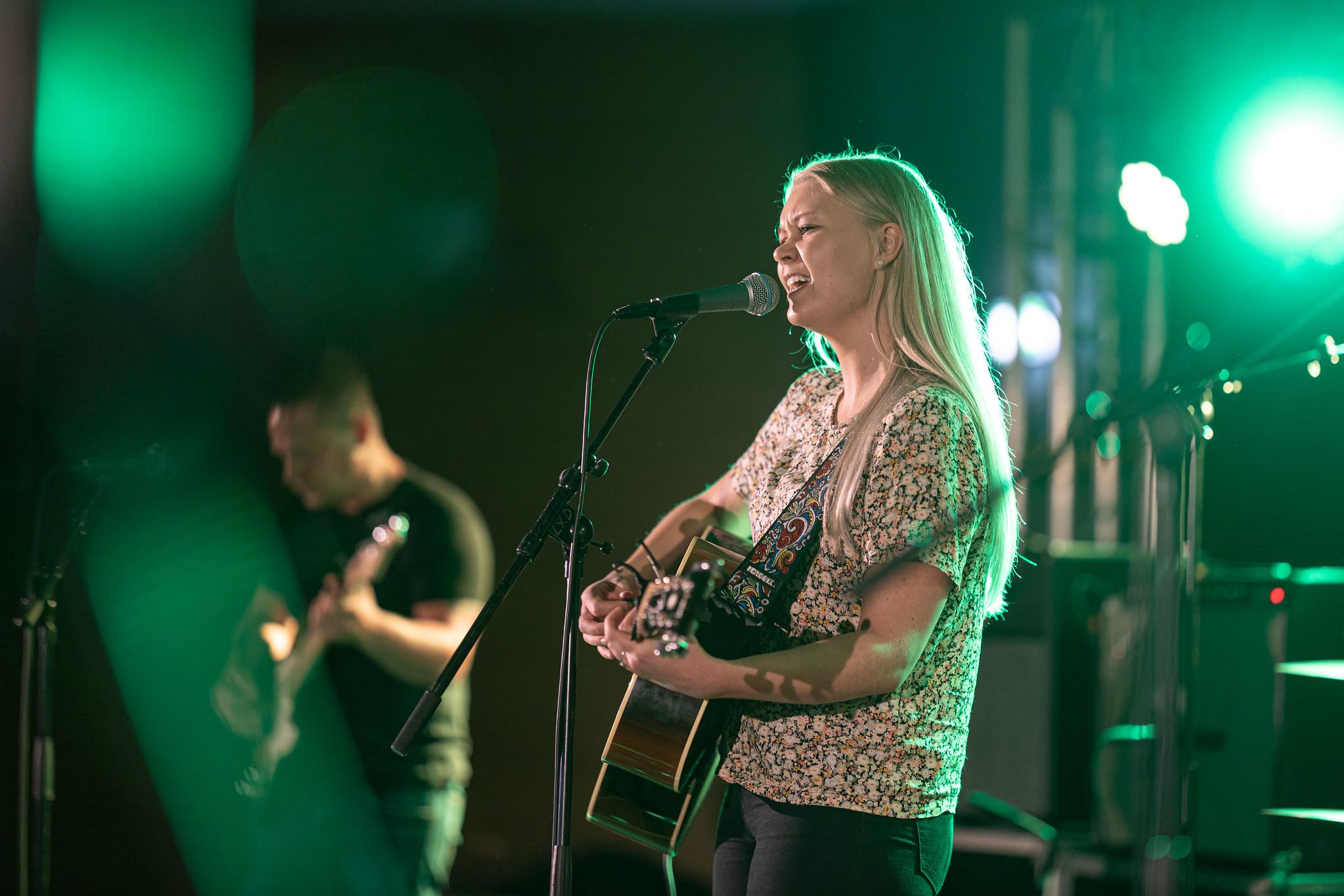 Aina Wassvik (foto: Mona Hauglid)