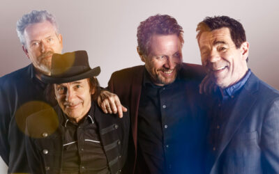 Sett av 19. mars 2022 til CC Cowboys-konsert i Sør Amfi!